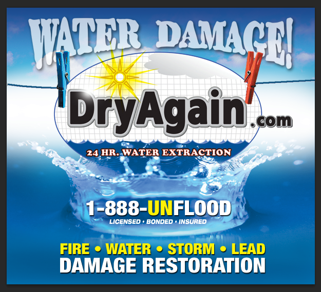 Water Mold and Fire Damage Restoration and reconstruction