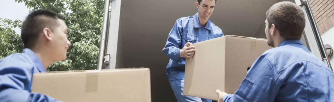 Contents packing and storage services